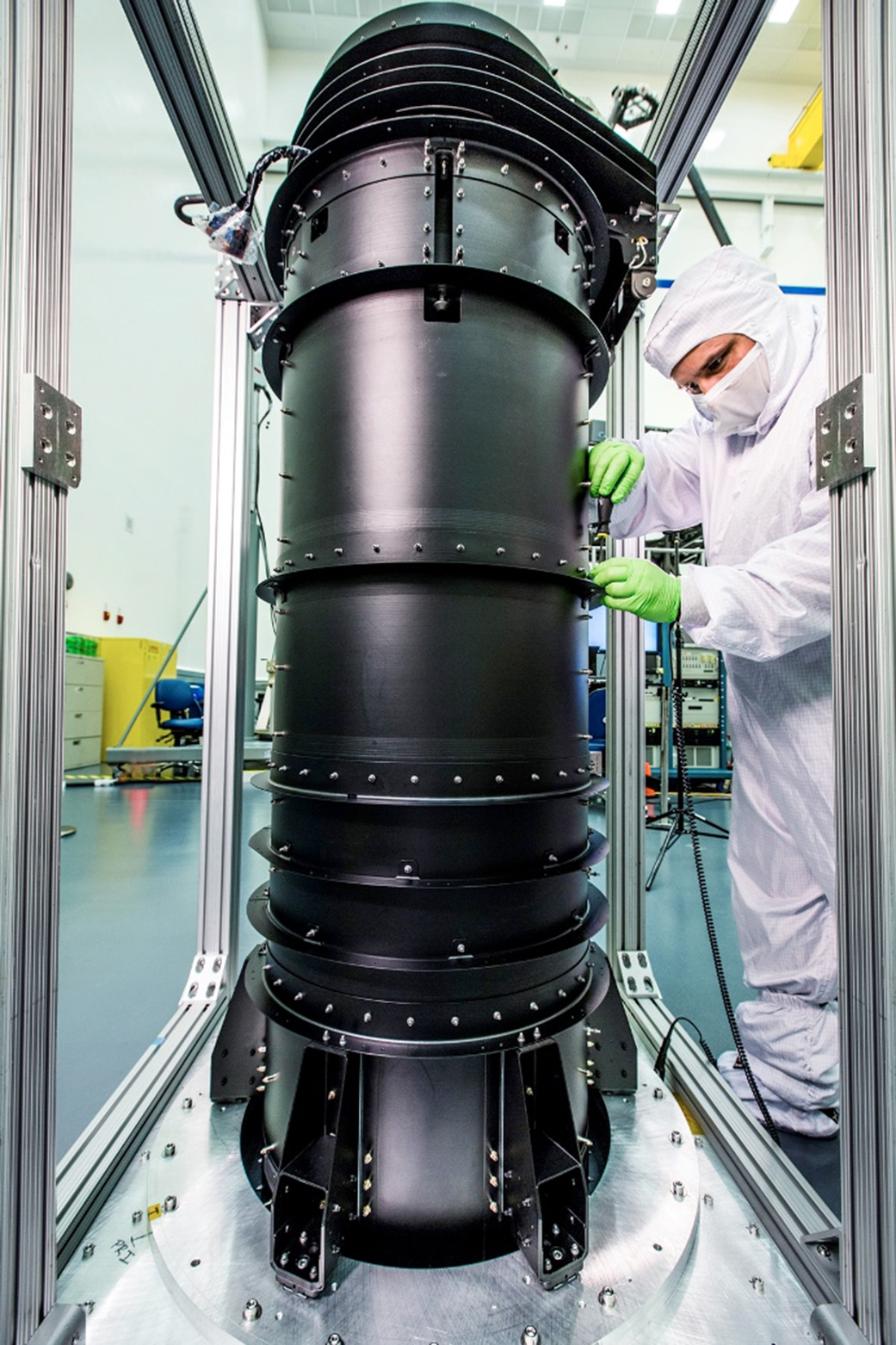 secrets  nasas webb telescopes deployable tower assembly