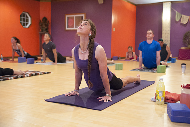 how to begin an exercise yoga routie