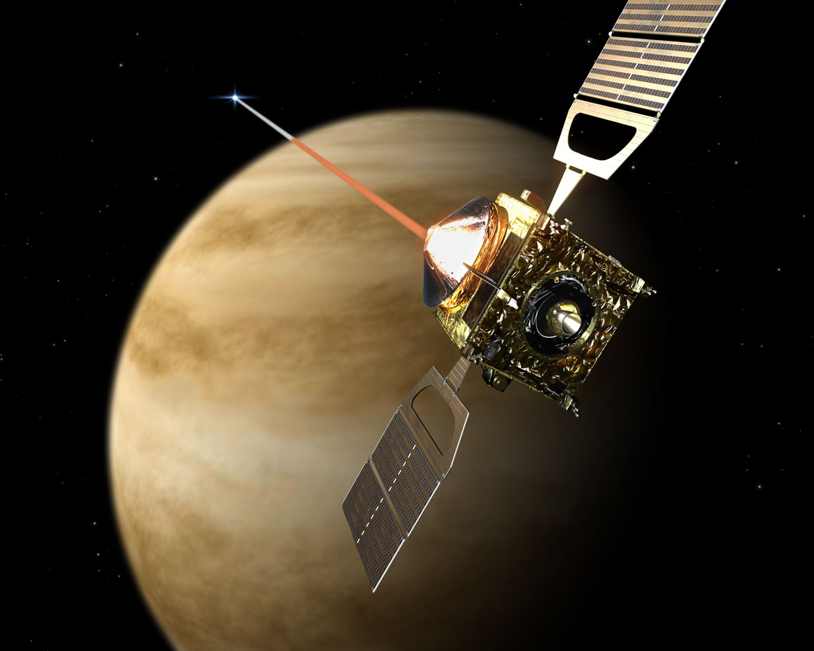 space probes of venus - HD 1181×945