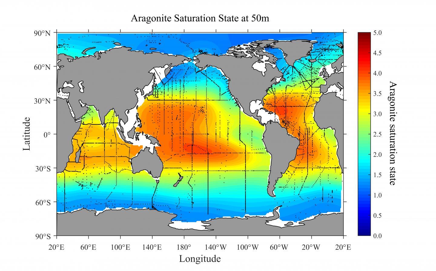 New research maps areas most vulnerable to ocean acidification gumiabroncs Image collections