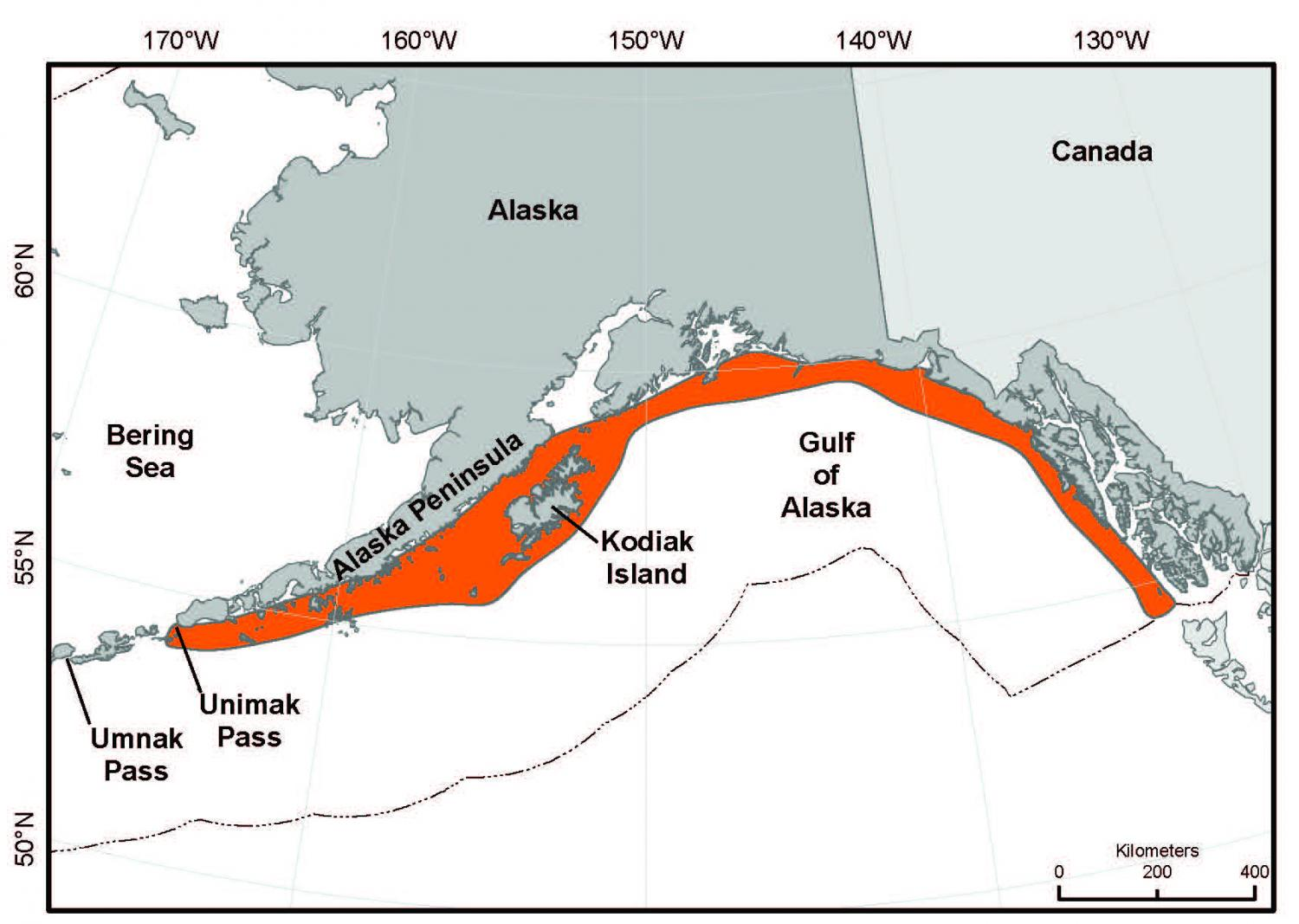 Tool Aids US Conservation And Management Of Whales Dolphins And - Us eez map