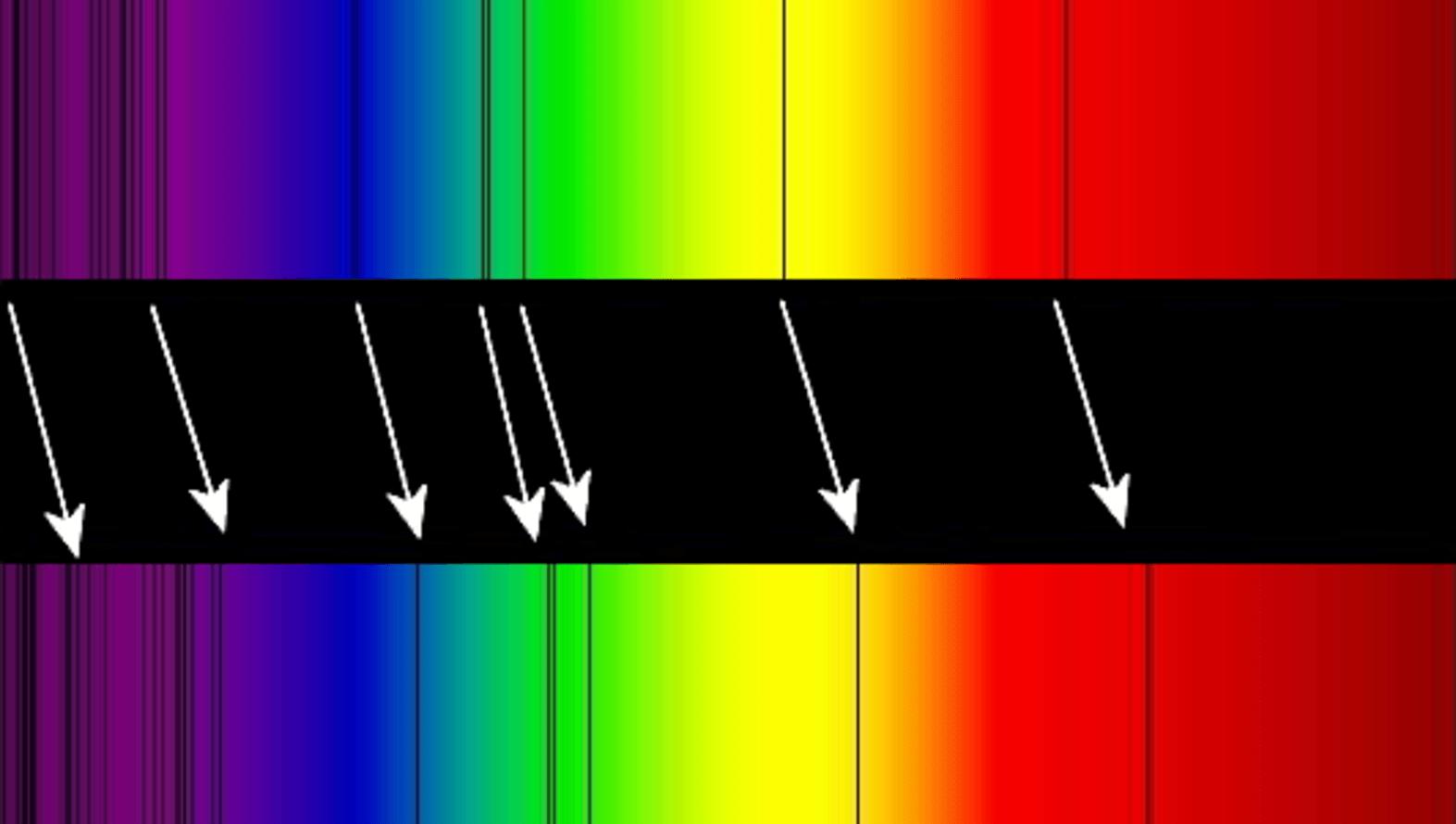 34   Cool Helium Absorption for Helium Absorption Spectrum  131fsj
