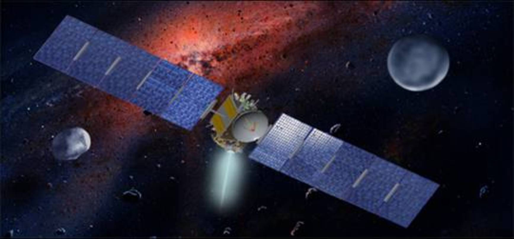 The revolutionary ion engine that took spacecraft to Ceres