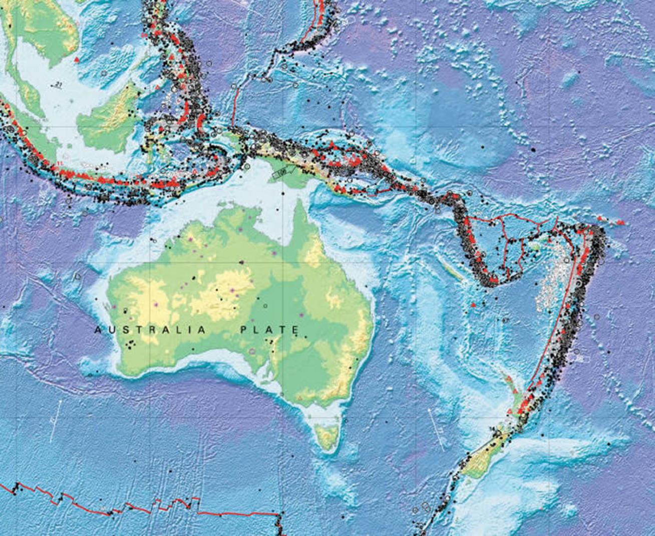 earthquake in australia Australia is generally regarded as a flat and seismically inert continent that is safe from any serious earthquake hazard while this is generally true, we do.