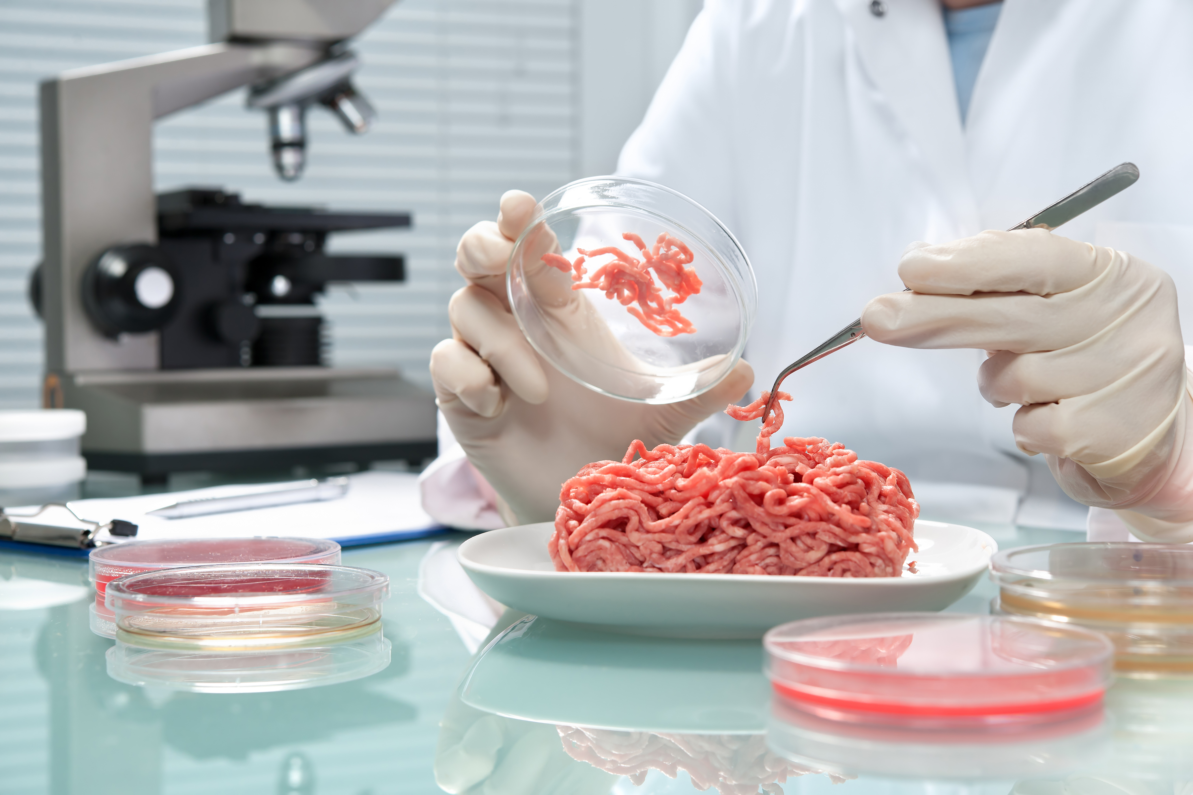how to detect pathogens in food