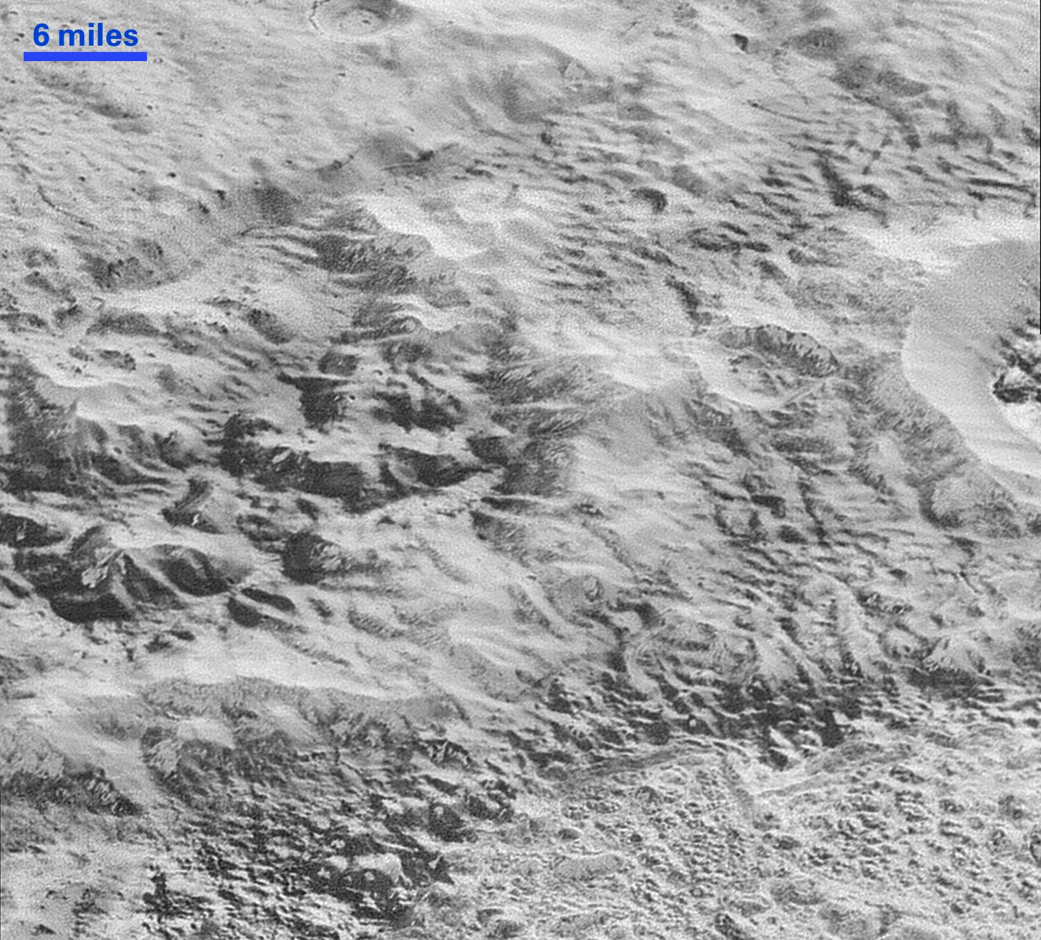 New Horizons Returns First Of The Best Images Of Pluto