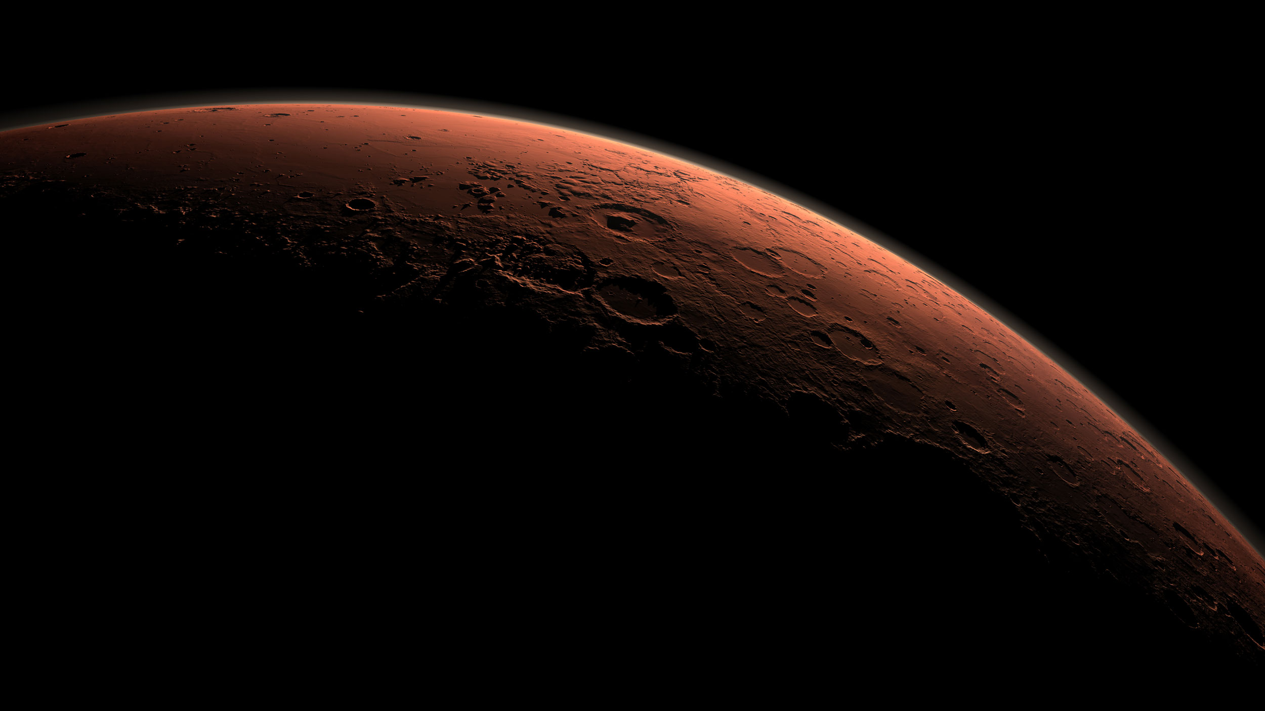 Mars had biological life before it originated on Earth 90