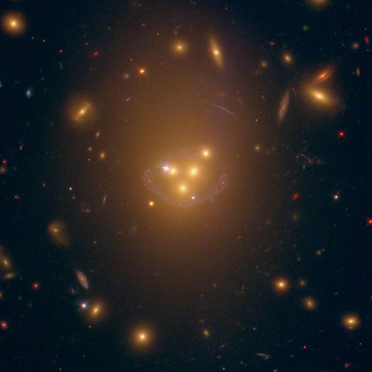 Image result for Hubble Discovery Suggests We May Need New Physics to Explain Dark Matter