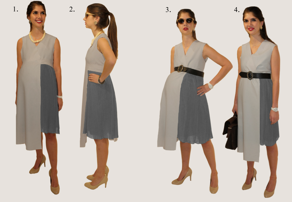 1f641bd9a Maternity concept clothing tracks pregnant mother's vitals