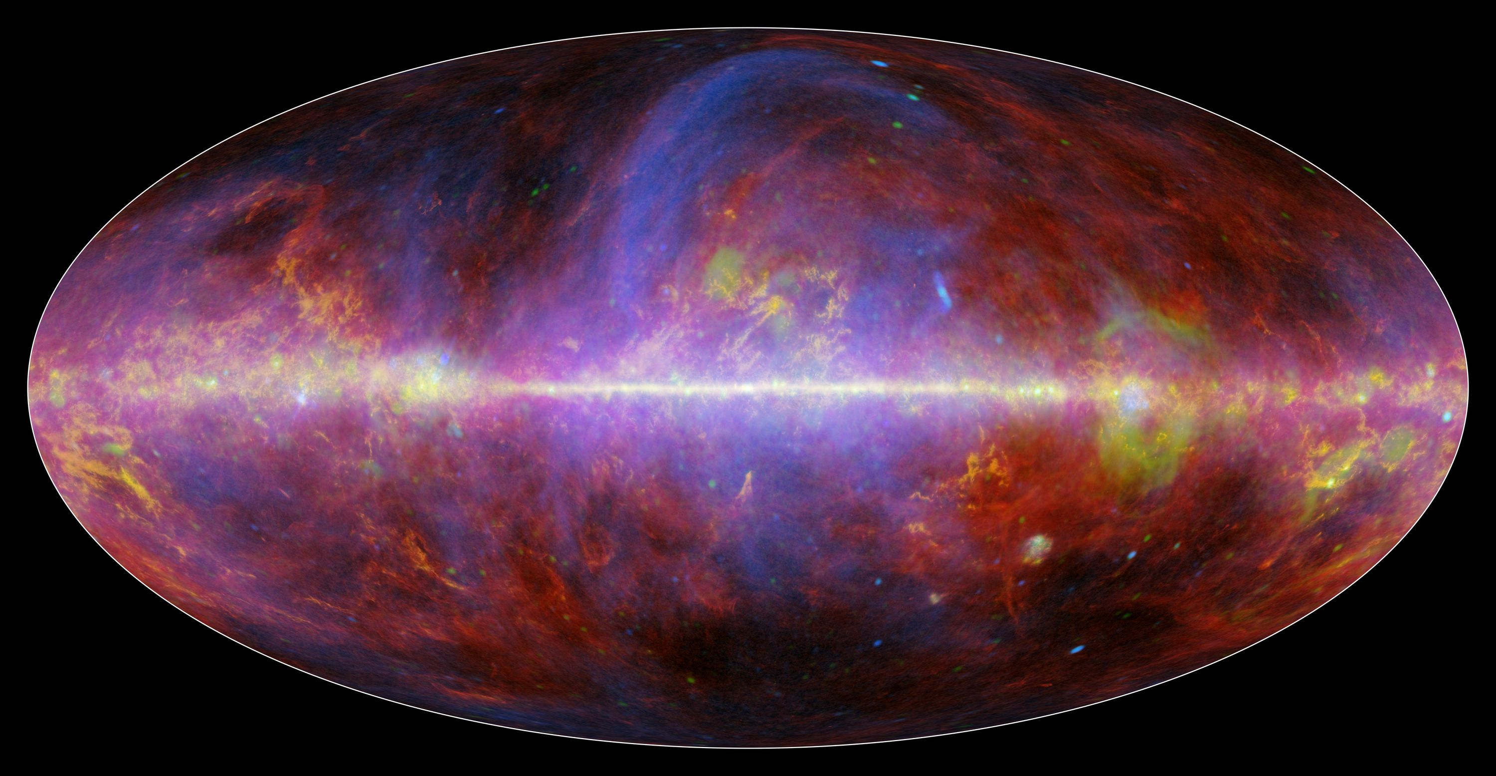 mission explores the history of the universe