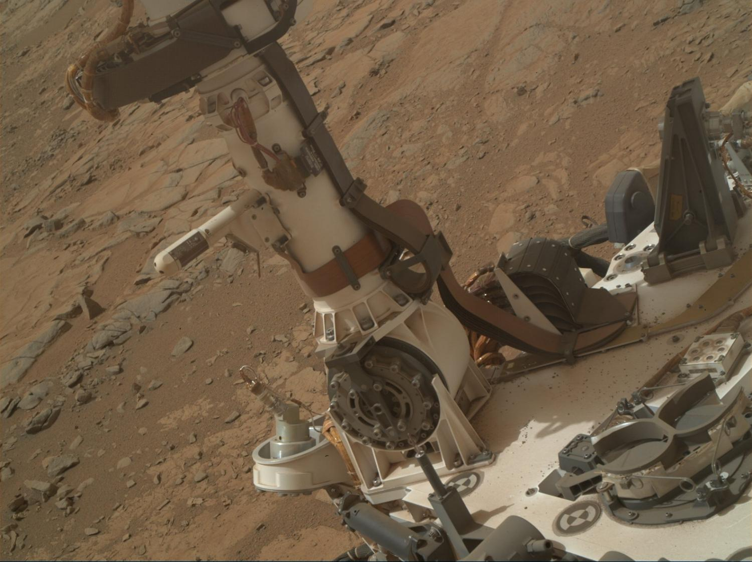 mars rover discovers - photo #8