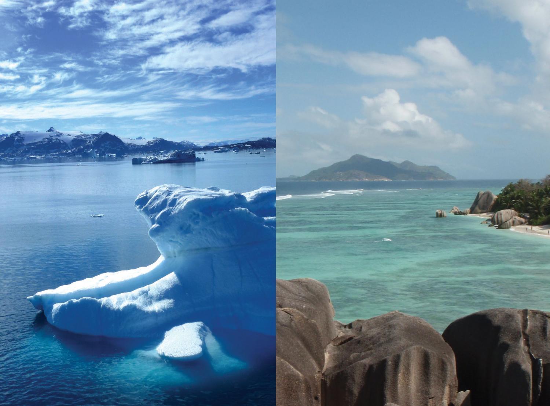 Global sea levels have risen six meters or more with just slight global sea levels have risen 6 meters or more with just slight global warming sciox Gallery