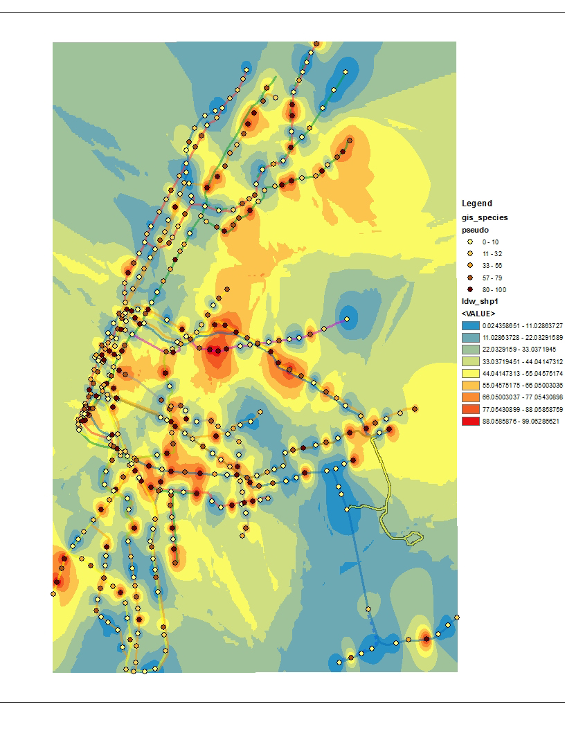 Nyc Map Gis.Researchers Produce First Map Of New York City Subway System Microbes