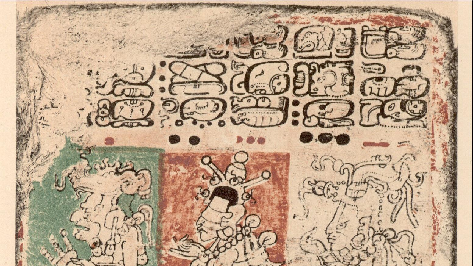 mayan writing translation The maya hieroglypic writing is arguably one of the most visually striking writing systems of the world it is also very complex, with hundreds of unique signs or glyphs in the form of humans, animals.