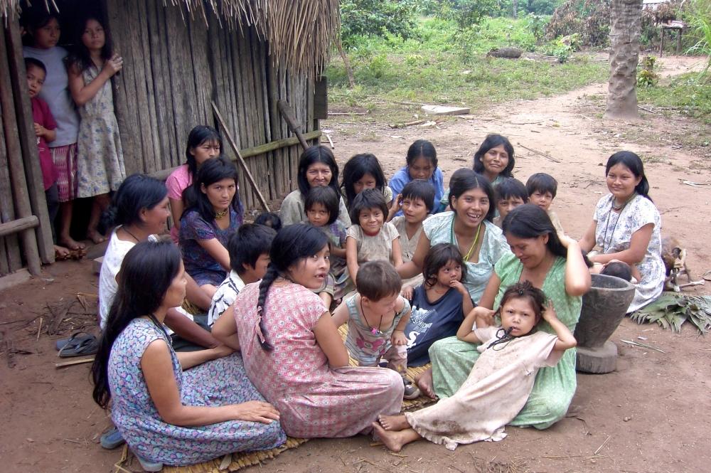Hasil gambar untuk tsimane bolivia people
