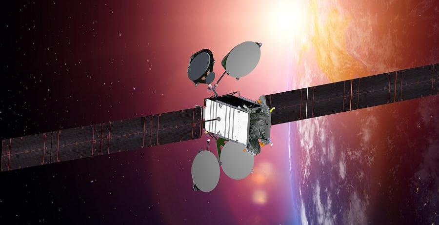 Boeing To Build Third All Electric Satellite For Abs