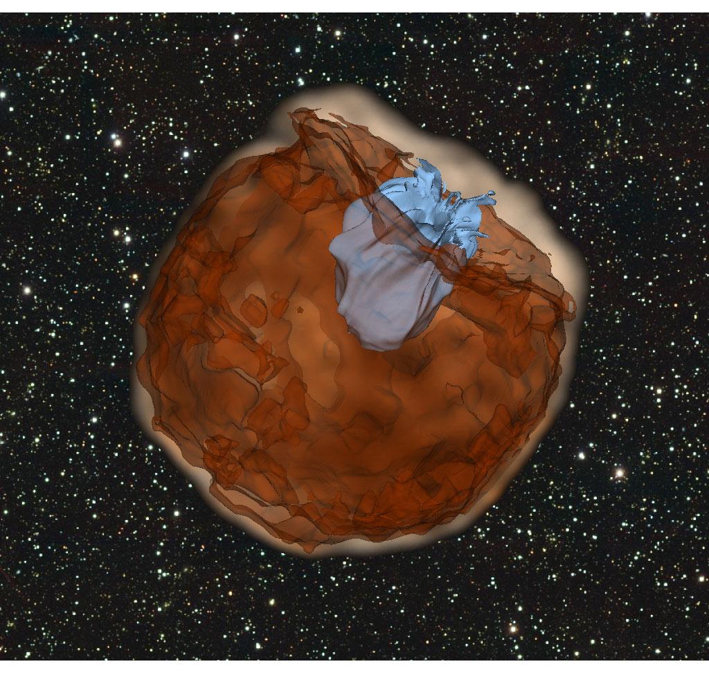 supernova type la - 848×768
