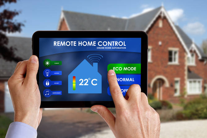 Consumers favor home security over efficiency in smart home technology