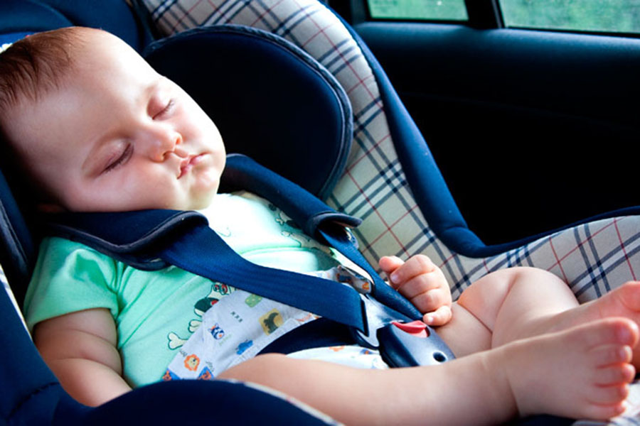 Could a smart car seat save a child's life?