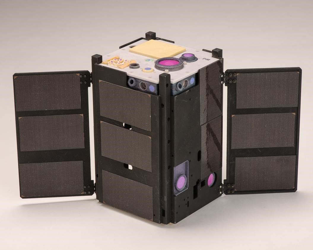 Cubesat To Demonstrate Miniature Laser Communications In Orbit