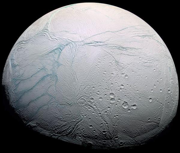Study Shows Saturn Moon Enceladus Ocean May Have