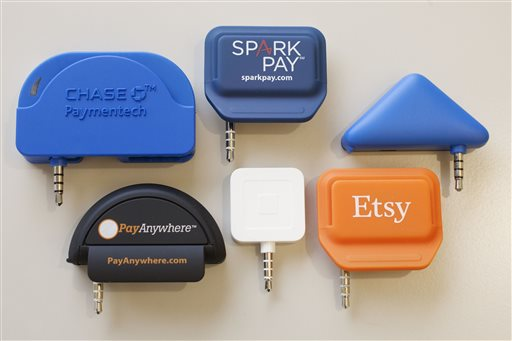 eight mobile credit card readers and what they cost update - Credit Card Swiper For Phone