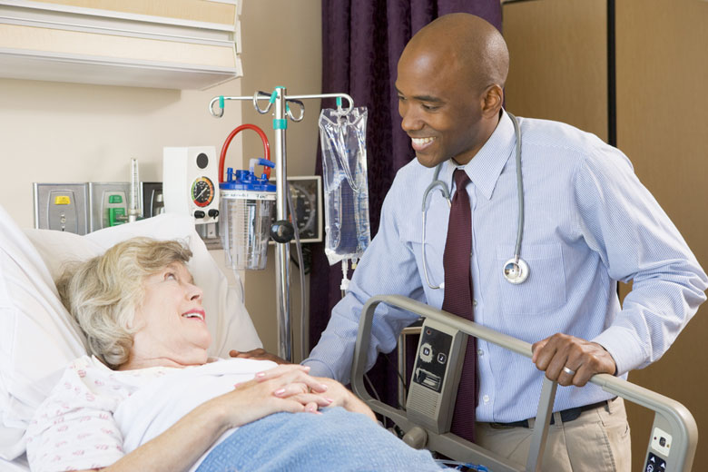 Emotional Fit Important Between Patient And Doctor