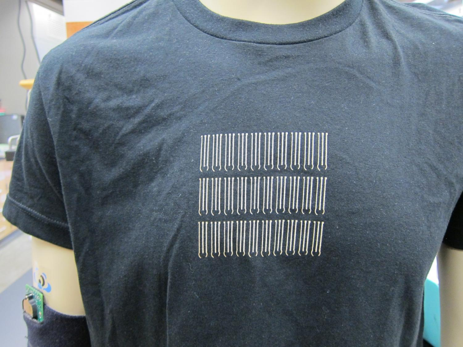 Engineers Win Grant To Make Smart Clothes For Personalized