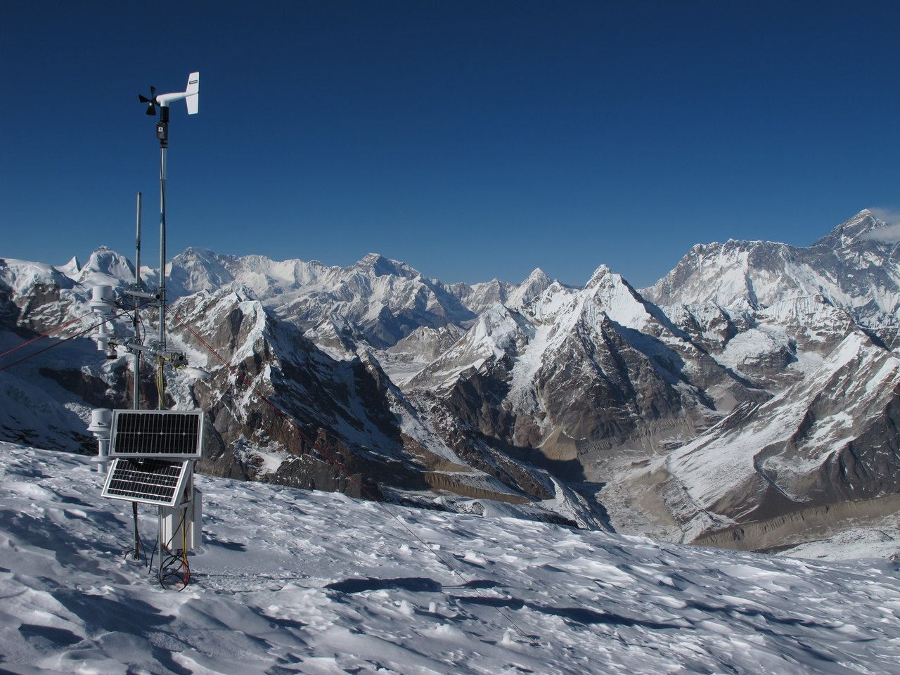 Watch Scientists Predict the Alps Will Lose 70 Percent of Its Snow by 2100 video