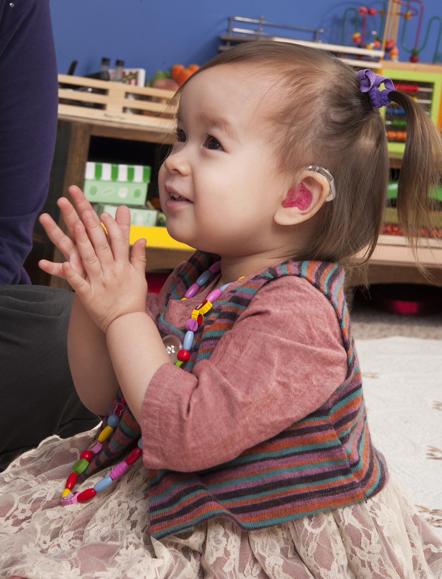 Watch Hearing Loss in Children and its Causes video