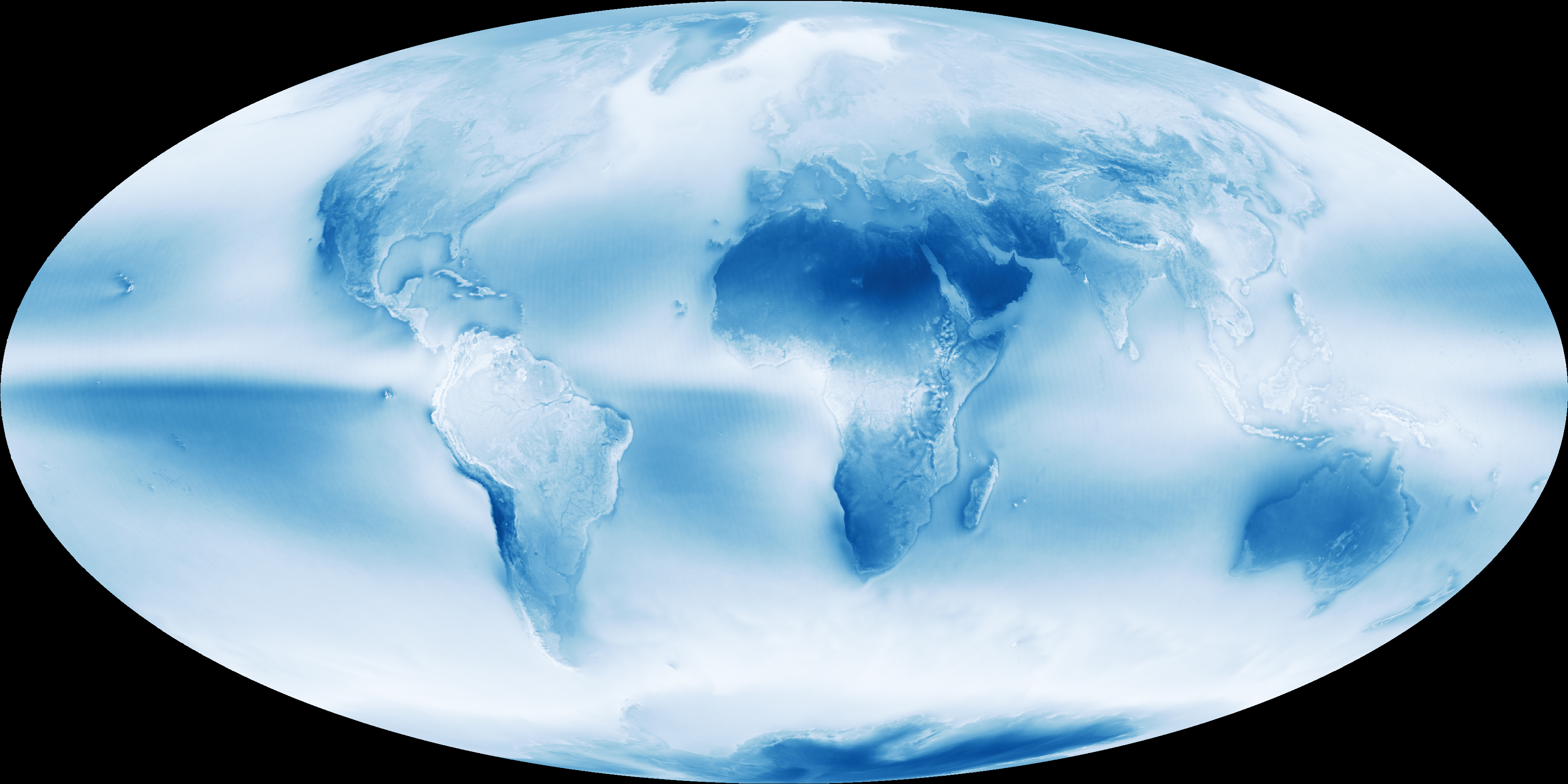 Image global cloud fraction map of earth gumiabroncs Gallery