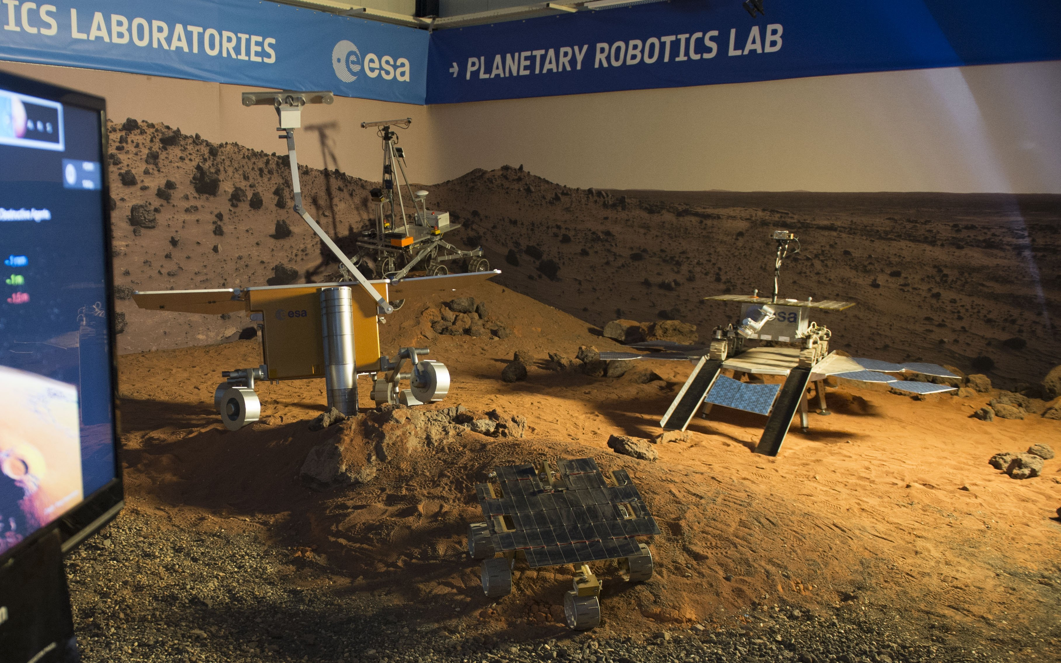 esa mars rover name - photo #10