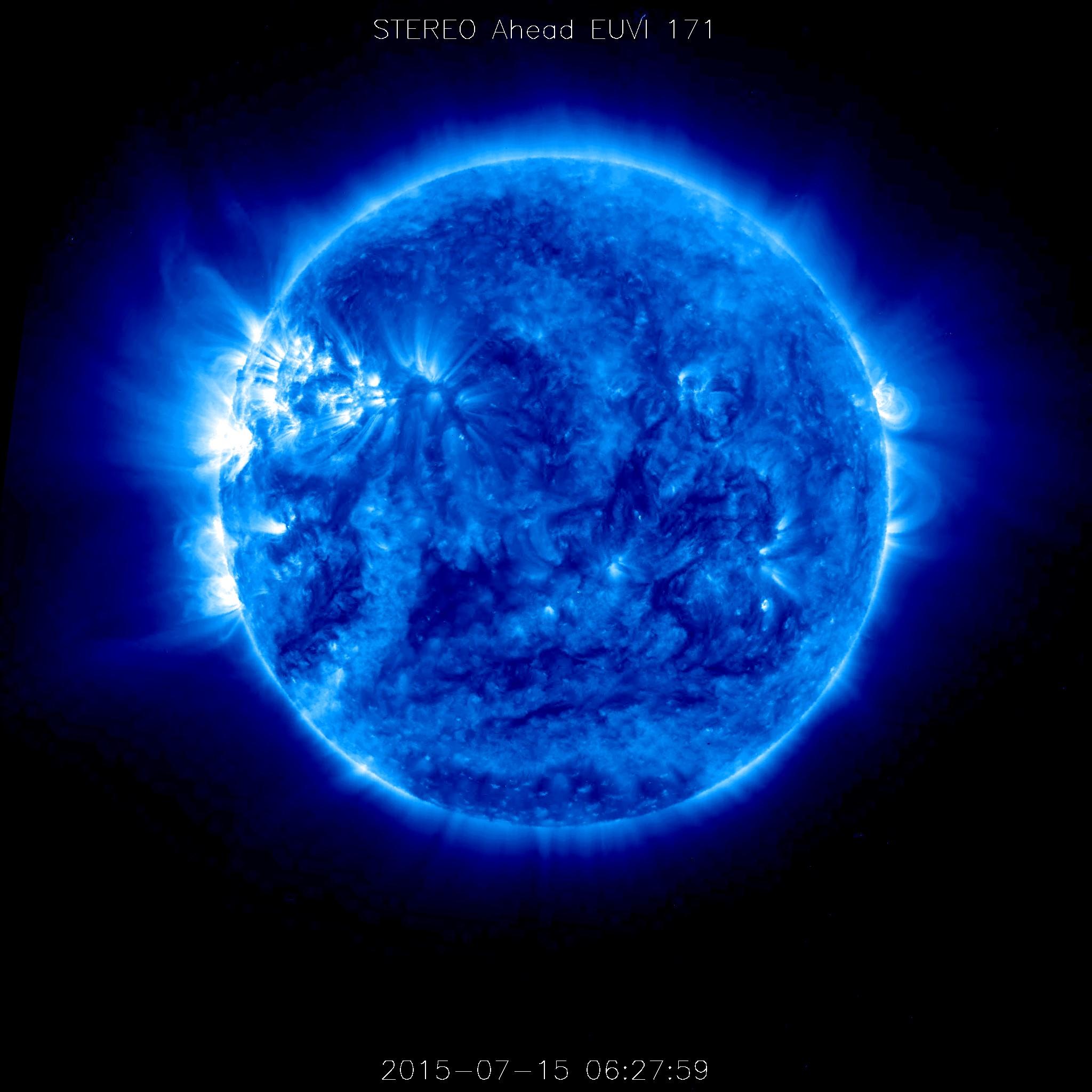 3 day solar storm 2019 - photo #20