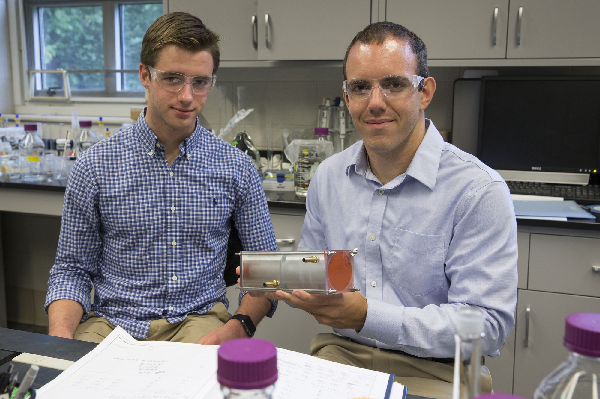 polymer membranes may simplify desalination reduce cost