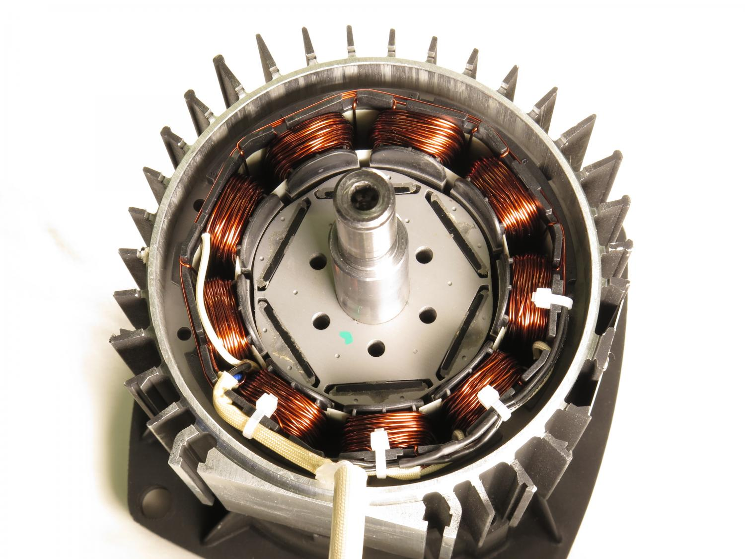 What is the efficiency of the electric motor How to increase the efficiency of the electric motor