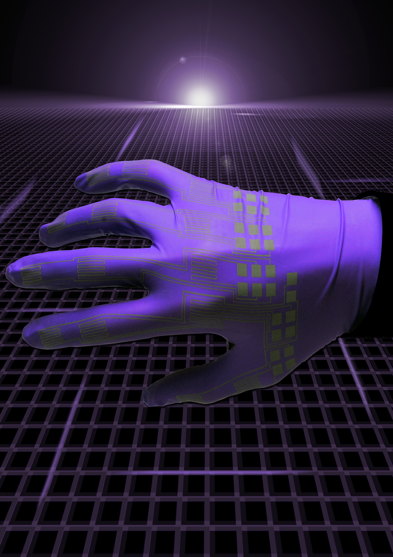 Inkjet-printed liquid metal could bring wearable tech, soft robotics