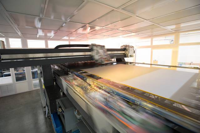 Inkjet Printing System Could Enable Mass Production Of