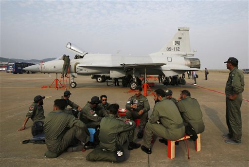 Study: China has grown to world's third-biggest arms exporter