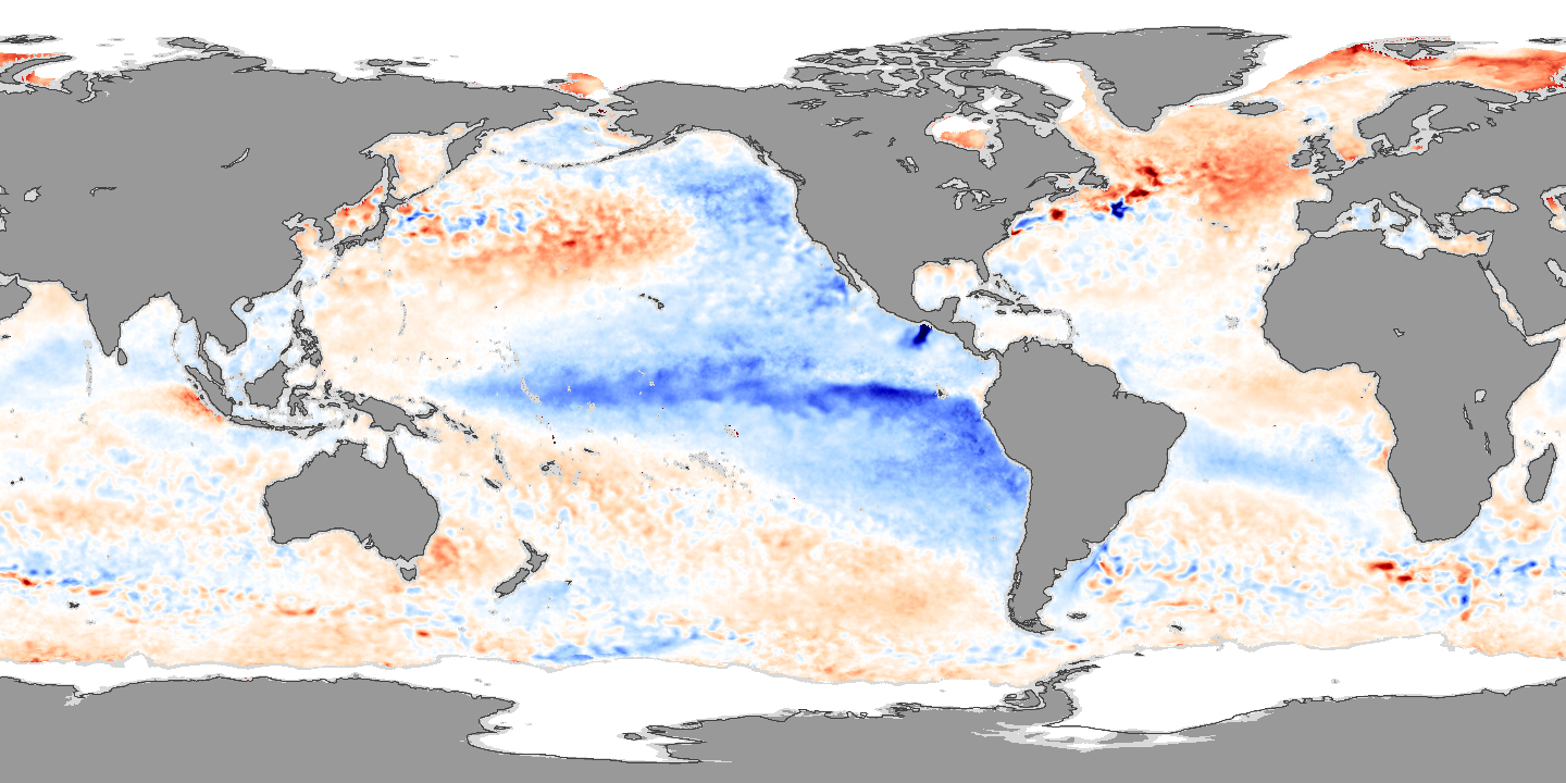 Global warming doubles risk of extreme la nina event for Global shows