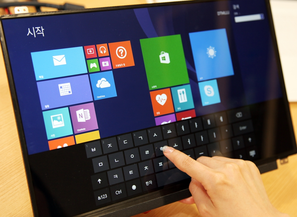 Lg g pad 8 3 touch screen not working