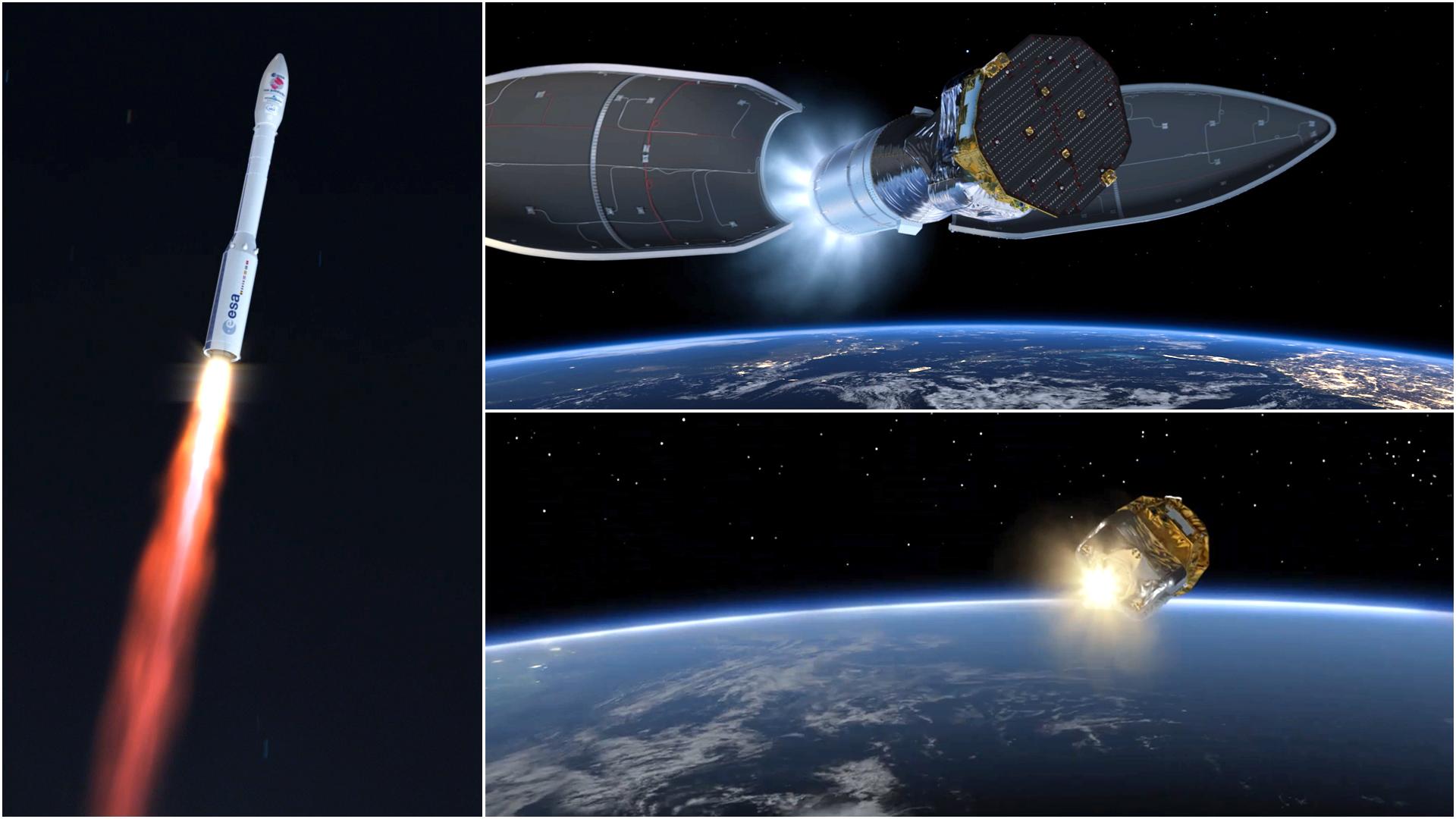 Image: LISA Pathfinder launch ...