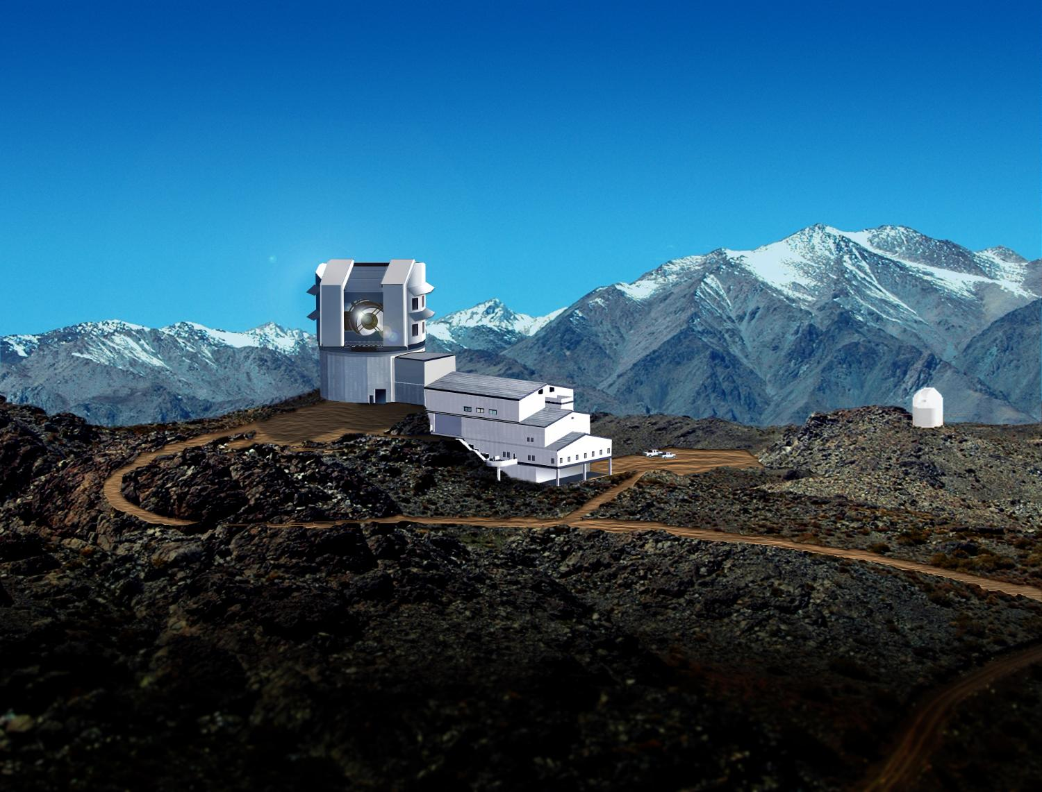Astronomers seek widest view ever of the universe with new telescope