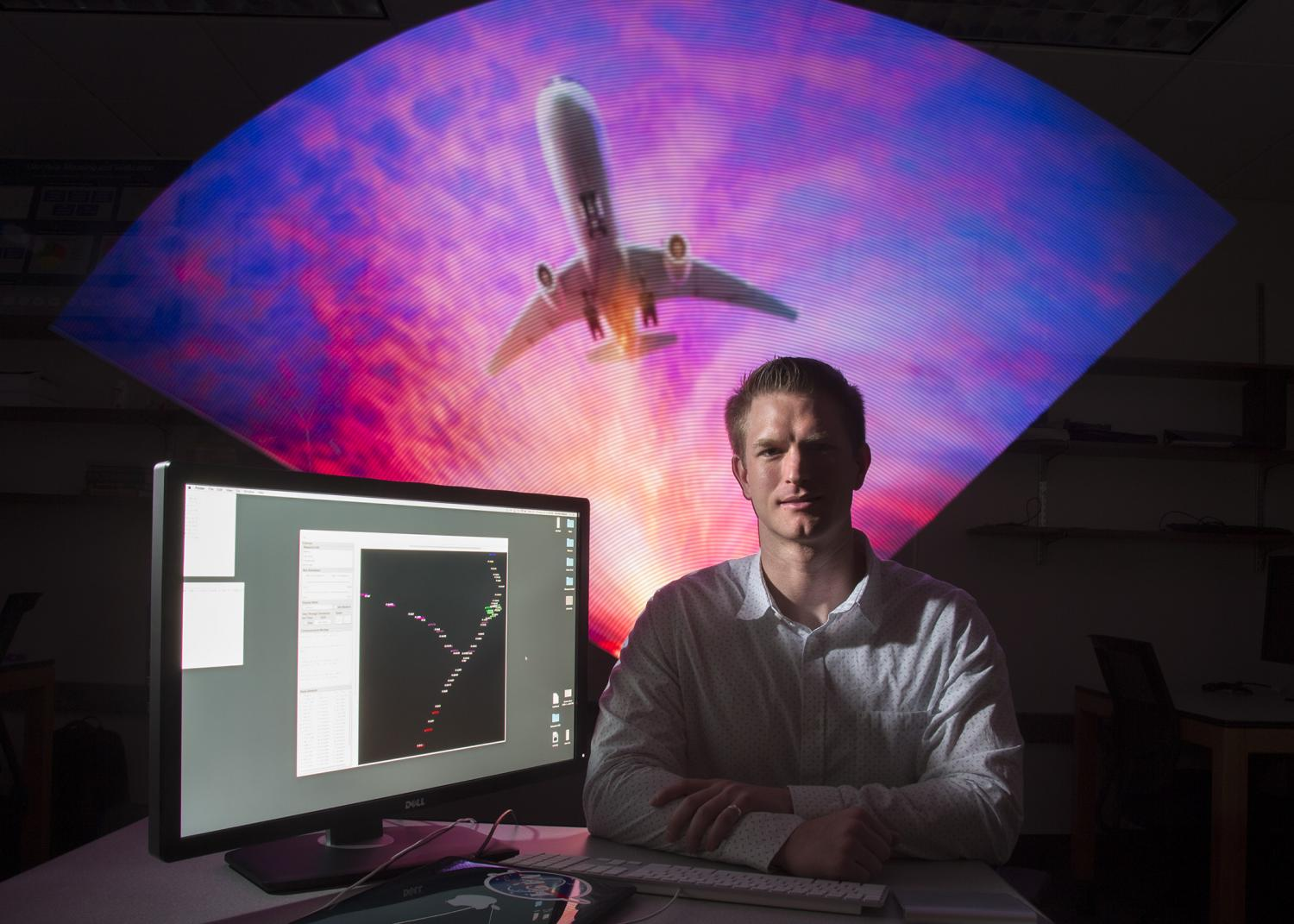 Nasa takes flight with research on air traffic controller for Nasa air study