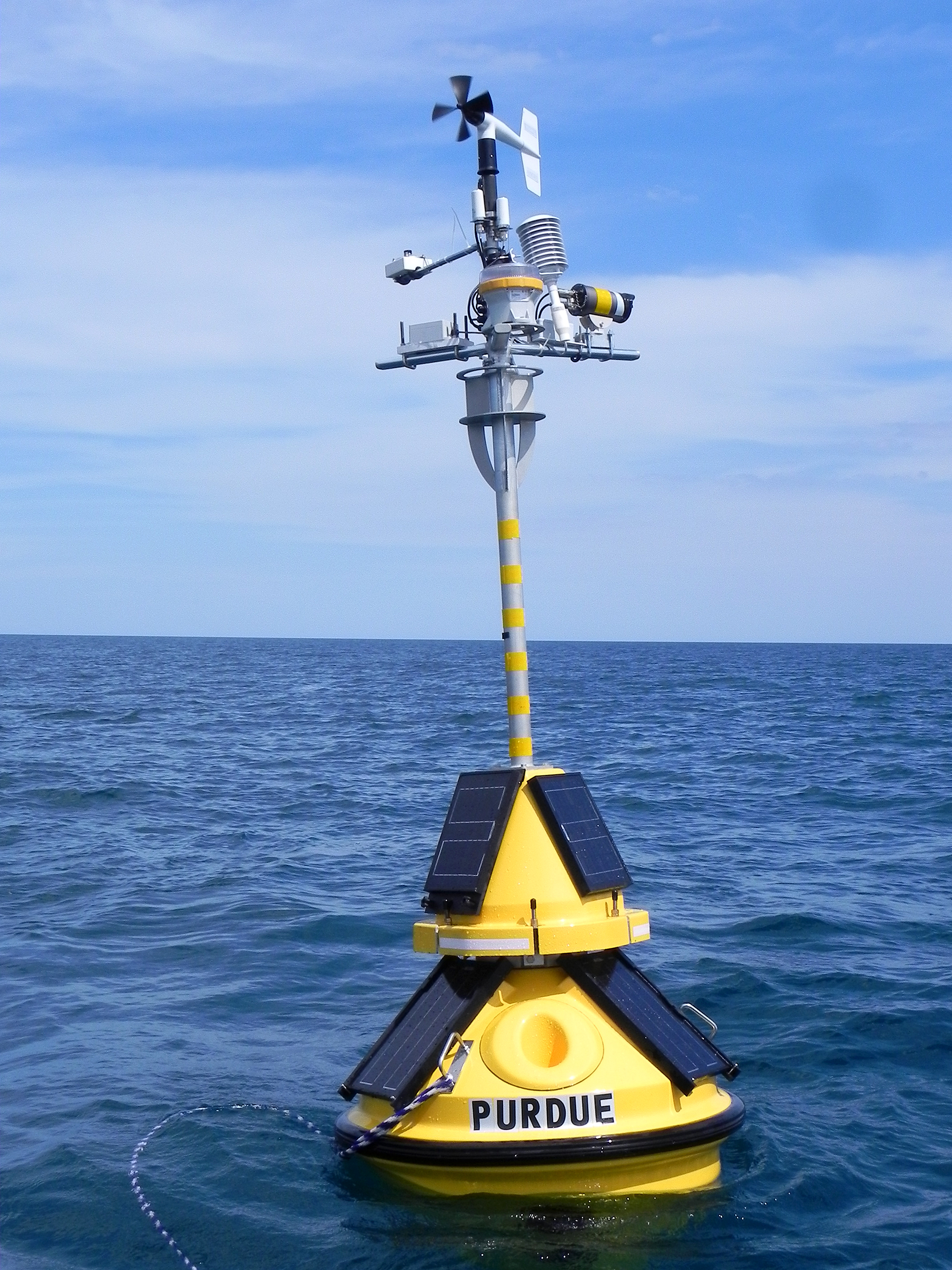 new buoy to give more real time info on nearshore lake michigan