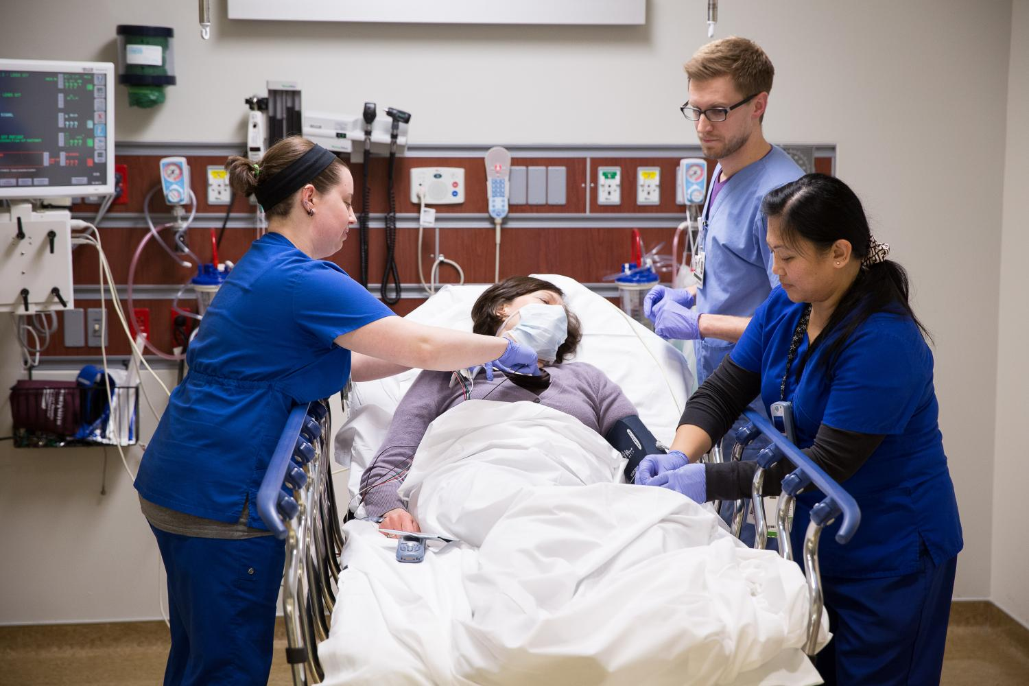 new study examines moral distress in emergency nurses