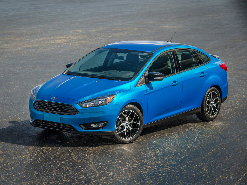 New ford focus launches with next generation stability Ford motor company technology