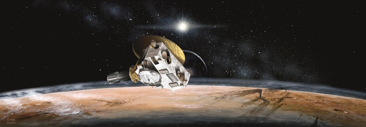 Multitasking New Horizons observed solar wind changes on journey to Pluto