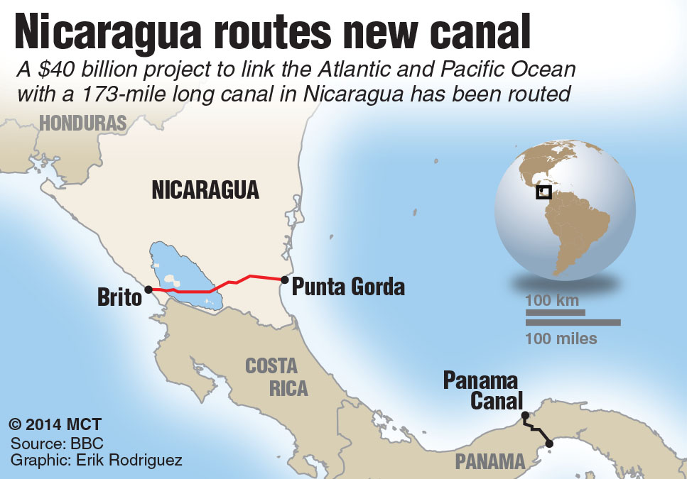 Scientists Question Nicaraguan Canal In Newly Released Report