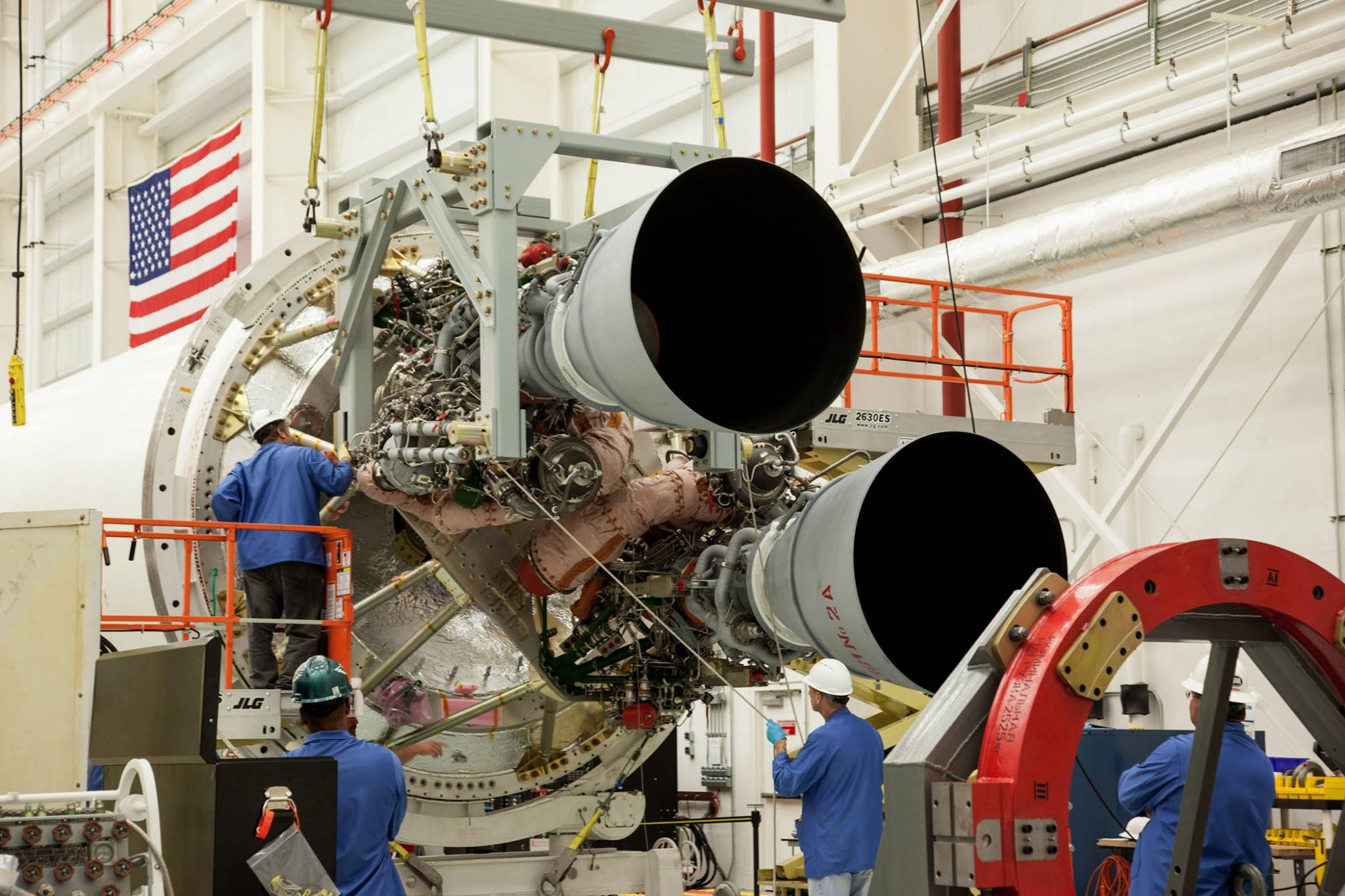 Orbital Atk On The Rebound With Antares Return To Flight