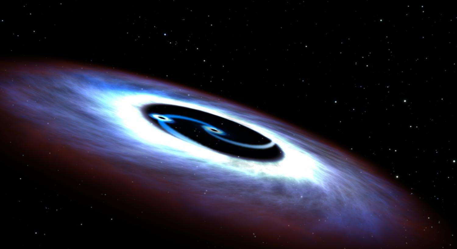 black holes in space - photo #29